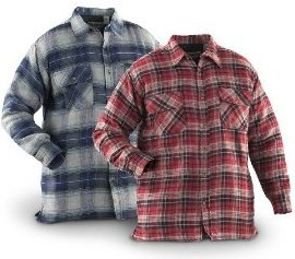 Flannel Shirts and Hoodies on FadedFlannel.com